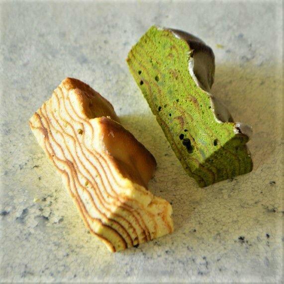 くるみの木のバウムクーヘン