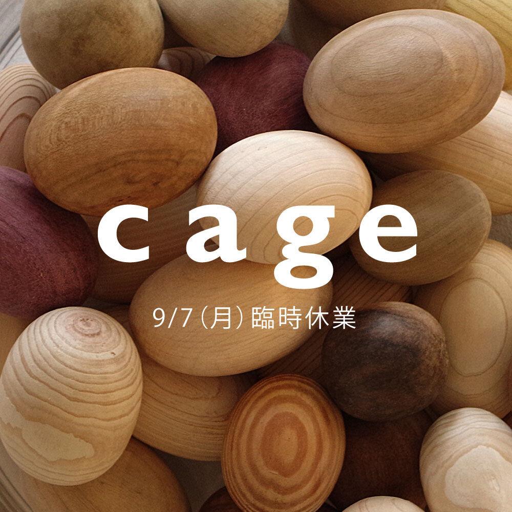 展示入替に伴う臨時休業のお知らせ【9月7日(月)】