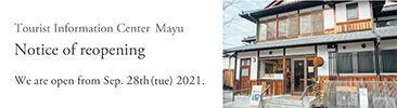 Mayu Re open