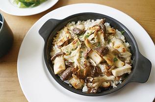 Creamy 5 Mushrooms Doria