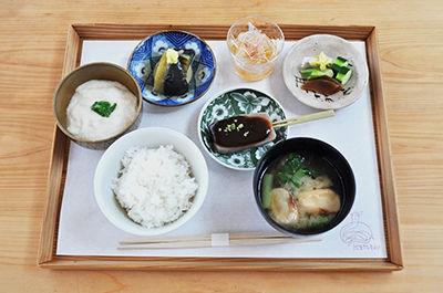 大和の朝ごはん ¥1,100(税込)